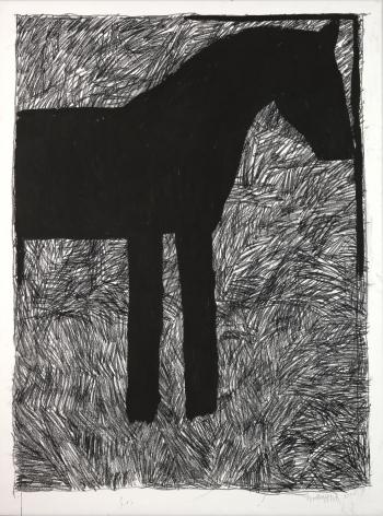 Michael Spafford (b. 1935)  Trojan Horse Series #1, 2020