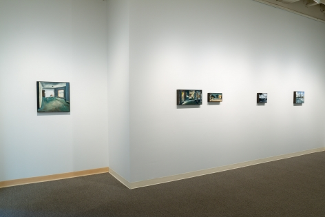 Roll Hardy - Marginal - July 2019 - Installation view 06