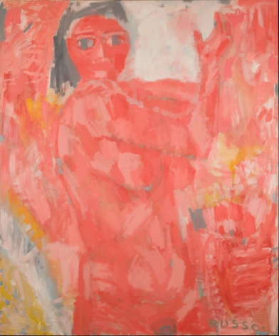 Russo - Red Nude