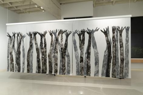 Samantha Wall   Phantom Limbs   Russo Lee Gallery   Installation View_07