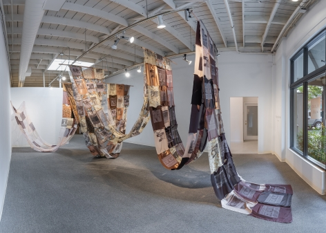 Melanie Stevens | If You're Watching This It's Too Late | Russo Lee Gallery | Installation View 02