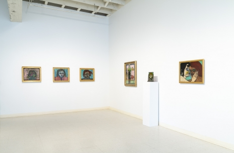 Gregory Grenon | Delicate Moments | Installation View | April 2018 img_06