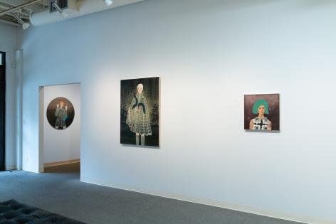 Anne Siems - Bite - August 2019 - Russo Lee Gallery - installation View 08