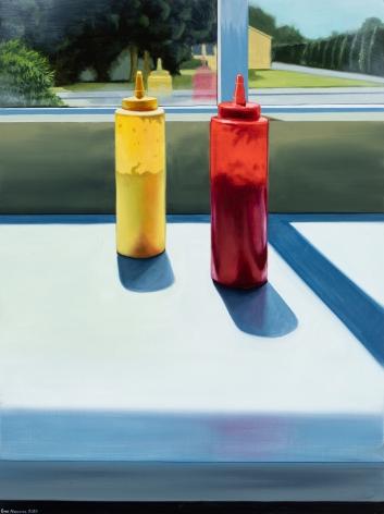 Gabe Fernandez  Mustard / Ketchup