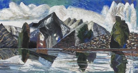 Parker - Mt. Clarence King