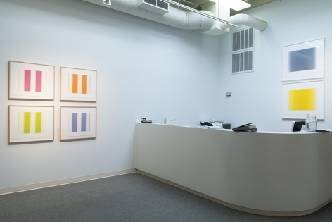 Betty Merken Installation View March 2016