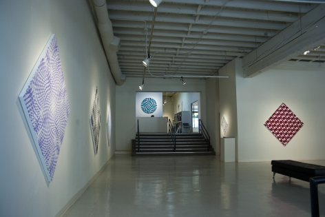 Francis Celentano at Laura Russo Gallery October 2012