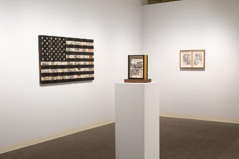 James Allen | Making New Memories | September 2019 | Russo Lee Gallery | Installation View 02