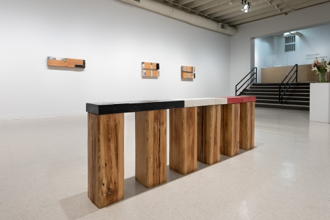 Geoffrey Pagen | Itself and Not Itself | February 2–27, 2021 | Installation View 010