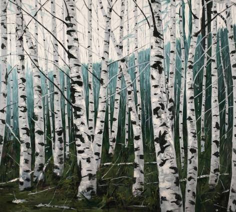 Michael Brophy - Winter Alder II