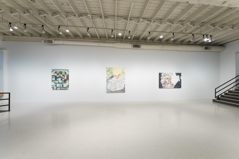 Whitney Nye | Range | Russo Lee Gallery | May 2021 | Installation View 05