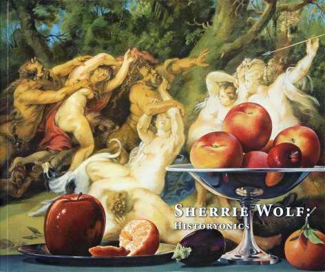 Sherrie Wolf: Historyonics