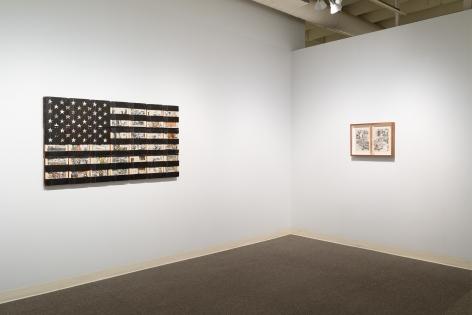 James Allen | Making New Memories | September 2019 | Russo Lee Gallery | Installation View 05