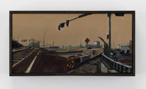 Roll Hardy (b. 1974)  Haze and Ash, 2021