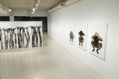 Samantha Wall   Phantom Limbs   Russo Lee Gallery   Installation View_06