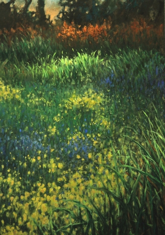 Goulet - Yellow Flowers