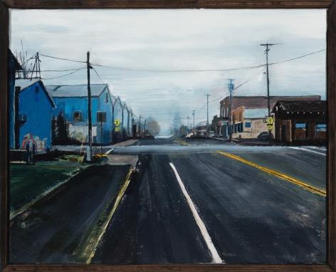 Bend - Marginal Crossroads