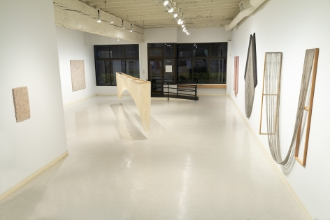 Ko Kirk Yamahira   deconstruction and reconstruction   Russo Lee Gallery   October 2018   Installation View_04