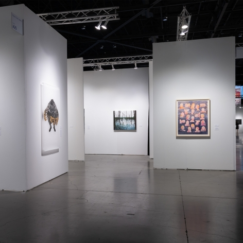 Russo Lee Gallery at Seattle Art Fair 2019