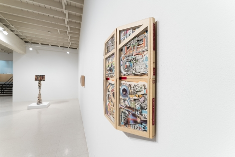 James Allen | You Are Living in a Poem | Russo Lee Gallery | July 1–31, 2021 | Installation view 010