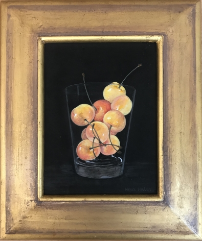Haley - Untitled (Royal Ann Cherries in a Glass)