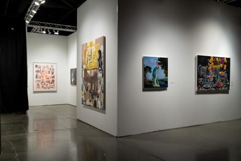 Seattle Art Fair 2019 | Booth A25 | Installation View 07