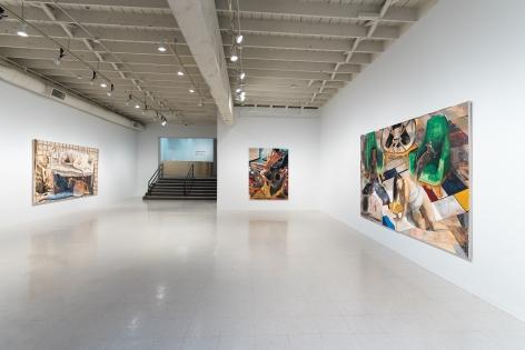 Elizabeth Malaksa   Sacrifice   Russo Lee Gallery   April 2021   Installation View 06