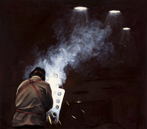Michael Brophy - Welders of Burning Alley III
