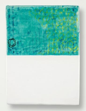 Geoffrey Pagen (b. 1951)  Lac Vert, 2020