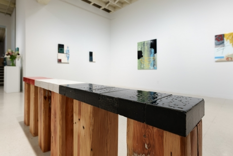 Geoffrey Pagen | Itself and Not Itself | February 2–27, 2021 | Installation View 011