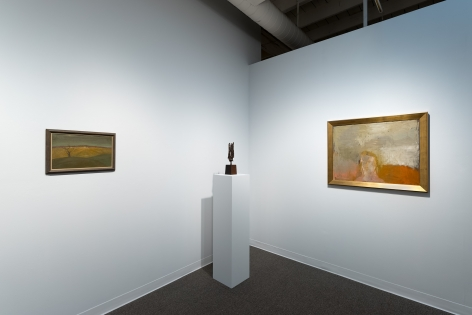 Early Northwest Masters | February 4–27, 2021 | Installation View 02