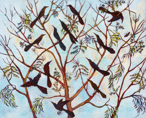 Kim Osgood - Morning Migration