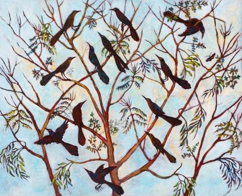 Kim Osgood - Morning Migration