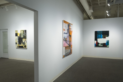 G. Lewis Clevenger | Reclaiming My Time | Installation View 1