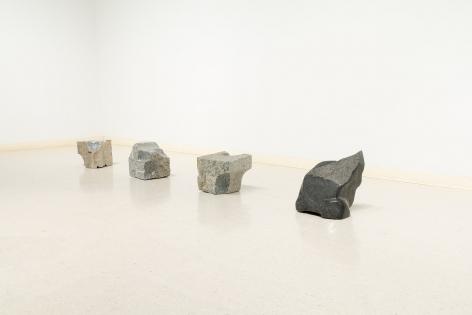 Michihiro Kosuge - Recent Sculpture - August 2019 - Russo Lee Gallery - Installation View 04