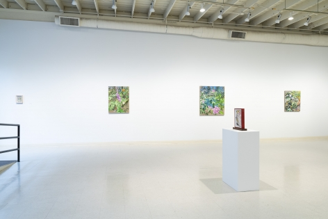 In Bloom | Russo Lee Gallery | August 2018 | Installation View 02