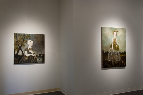Anne Siems at Laura Russo Gallery September 2013