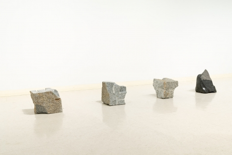 Michihiro Kosuge - Recent Sculpture - August 2019 - Russo Lee Gallery - Installation View 05