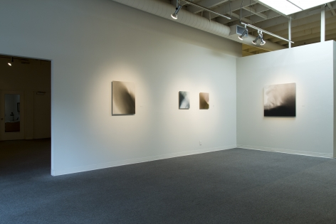 Joe Macca installation views at Laura Russo Gallery February 2015