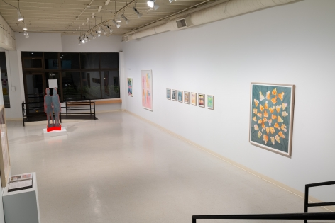 Dan Gluibizzi | A coupled search | September 2019 | Russo Lee Gallery | Installation view 016
