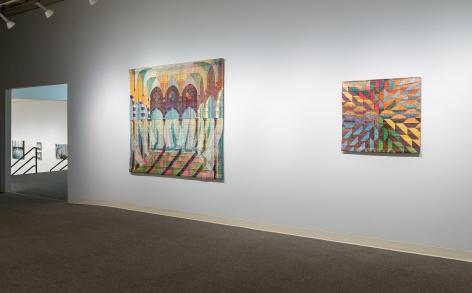 Judith Poxson Fawkes   Memorial Exhibition   December 2019   Russo Lee Gallery   Portland Oregon   Installation view 02