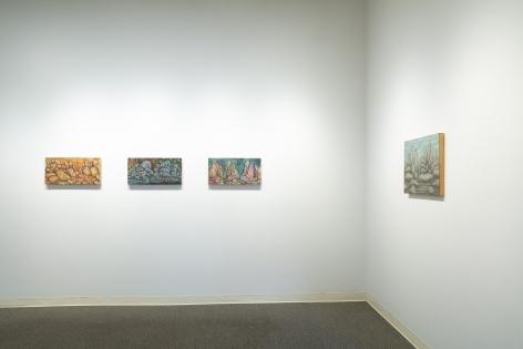 Rae Mahaffey | Formation | Installation View | April 2018 img_07