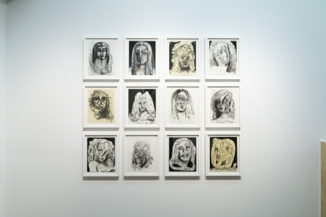 Elizabeth Malaska | Heavenly Bodies | Installation View 9
