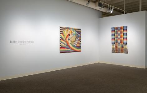 Judith Poxson Fawkes   Memorial Exhibition   December 2019   Russo Lee Gallery   Portland Oregon   Installation view 01