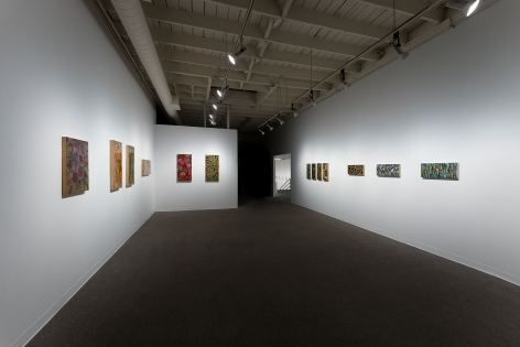 Rae Mahaffey - New Places - September 2–October 2, 2021 - Russo Lee Gallery - Installation view 07