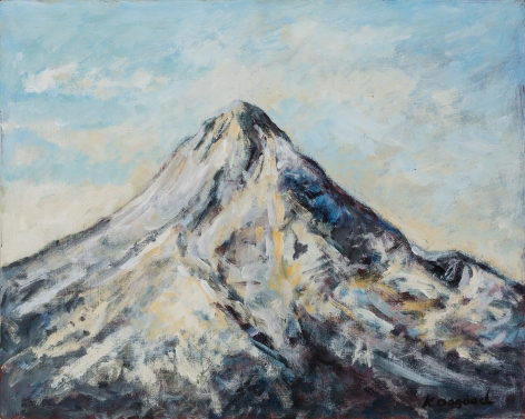 Osgood - Mt Hood from Horse Thief