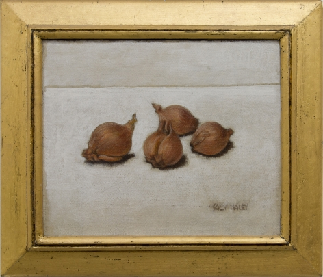 Haley - Untitled (Four Shallots)