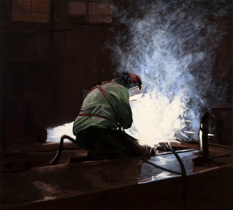 Michael Brophy - Welders of Burning Alley II