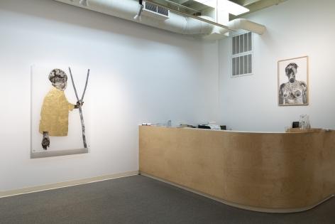 Samantha Wall   Phantom Limbs   Russo Lee Gallery   Installation View_08