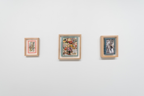 James Allen | You Are Living in a Poem | Russo Lee Gallery | July 1–31, 2021 | Installation view 09